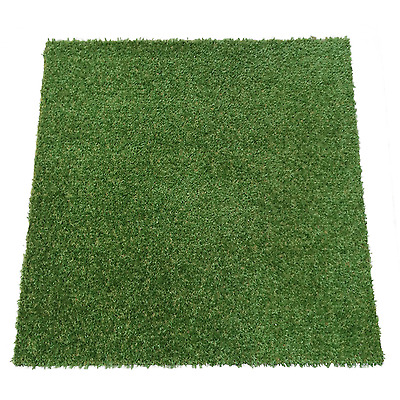 Tuff Turf  Grass Mats 1 x 1m 20mm Pile Synthetic Grass Durable and hard wearing