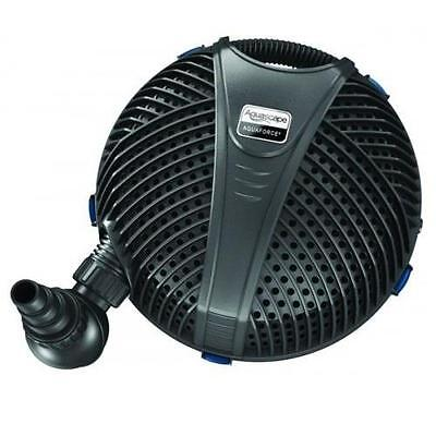 Aquascape Aquaforce 2700 Solids Handling Pump 91012 Pond Waterfall Pump