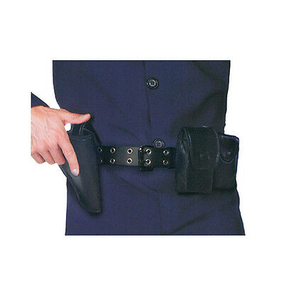 Police Officer Adult Utility Belt Costume Accessory Set Play Cop Mens Womens