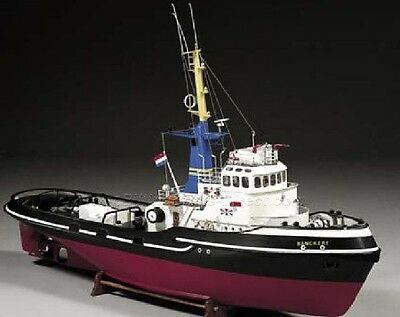 Billing Boats USA, Inc. 516 1:50 Banckert Harbor Tugboat 1977 (Advanced)
