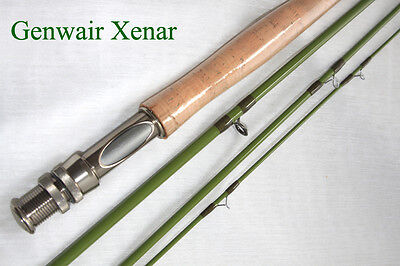 Genwair Xenar Fly Rod 4 pce Fly Rod With Bag Tube & Lifetime Guarantee