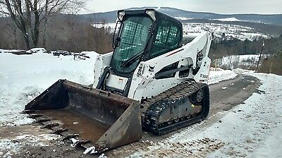 2014 Bobcat T770 Track Skid Steer Fully Loaded Low Hrs!  We Ship Nationwide!