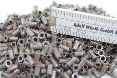 Large Collection on sleeves Crimp connectors Connector ø 2mm L 6mm