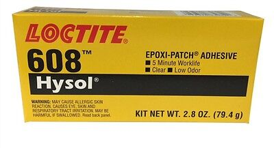 Loctite 608 Epoxy Patch Hysol 83082 2.8oz
