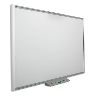"Smart Board SBM680 77"" INTERACTIVE WHITE BOARD MULTI TOUCH"