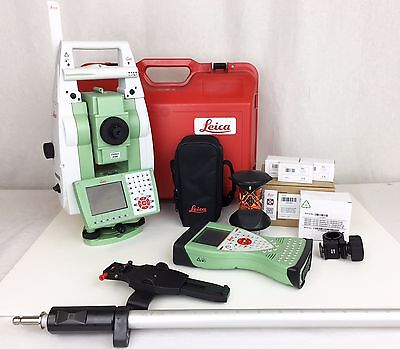 "Leica TS15P 1"" R1000 Robotic Total Station Package (2010)"