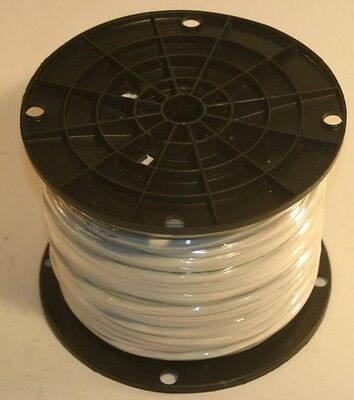 Carol brand 18/4C stranded Plenum Fire/Burg/Low voltage  Cable white/20ft NEW!