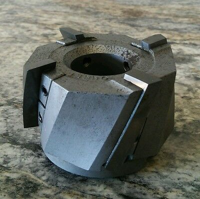 "SONNET 2-5/8"" carbide shellmill"