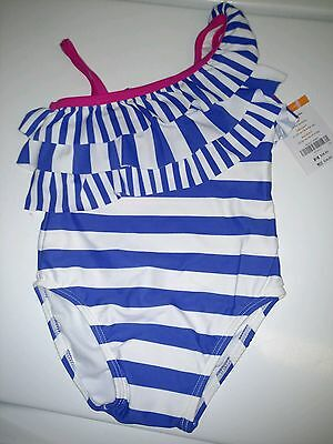 Gymboree Bathing Suit One Piece Infant Toddler Girl NEW w Tags 18-24 Months