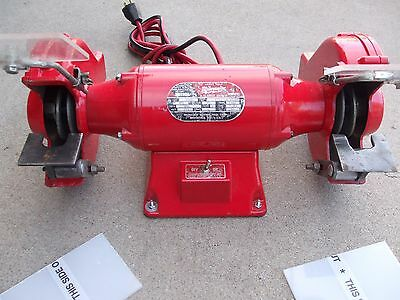 Admirable Milwaukee 7 Bench Grinder Model 4980 1 2 Hp 300 00 Bralicious Painted Fabric Chair Ideas Braliciousco