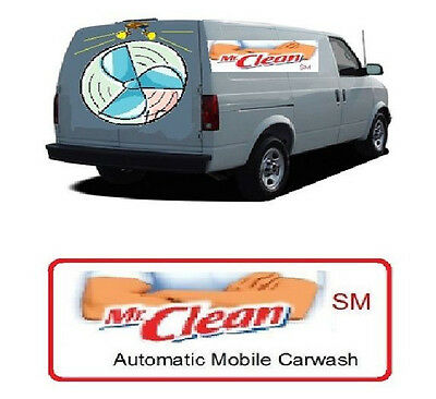 Mr.Clean(SM) Automatic Mobile Carwash Franchise $