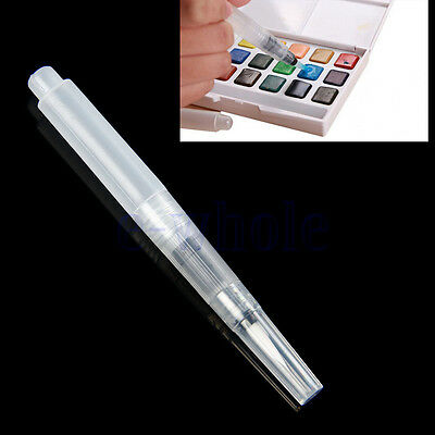 Water Soft Brush Pen For Watercolor Reusable Beginners Calligraphy L Size EW