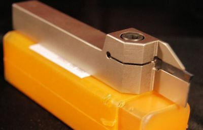 Glanze Indexable Grooving / Parting Lathe Tool 12 mm Square Shank 775220