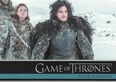 Game of Thrones Season 3 Trading Card Set (98 Cards)