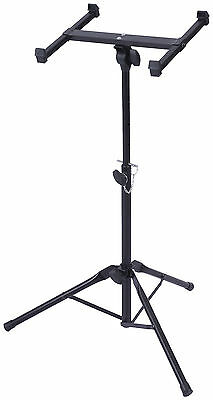 NJS Music Band DJ Digital Tripod Height Adjustable Tilt Drum Controllers Stand