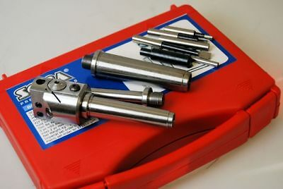 New Soba Metric Boring Head Kit with 2MT 3MT & Parrallel Shanks  (Ref: 171110)