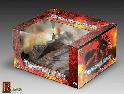 Pegasus Hobby 9921 1:32 Dragonslayer: Vermithrax Dragon (Assembled)