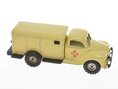 Gama U.S. Zone 1947 Red Cross Ambulance excellent+++++/nearmint