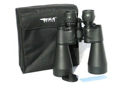BSA Optics Zoom Xtreme Protection Waterproof Fogproof 10-30x60 Binoculars NEW!