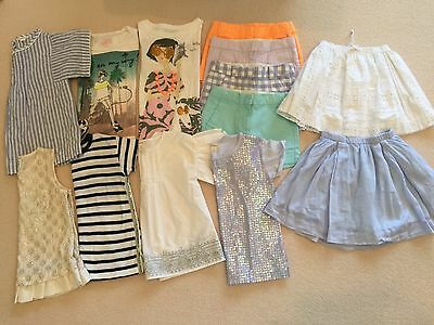Lot of Girls' Crewcuts--13 pieces--Size 6-7