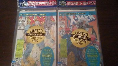 Lot of 2 X-Men Comics/New and Sealed