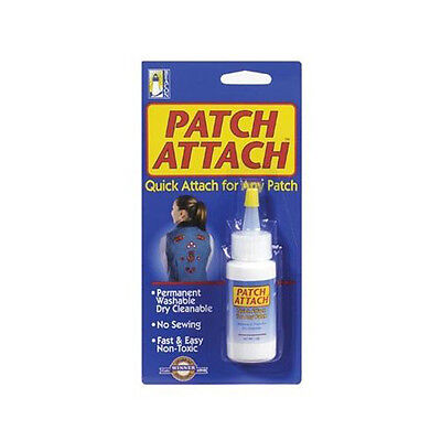 Rothco Patch Attach No Sew Morale Patch Adhesive