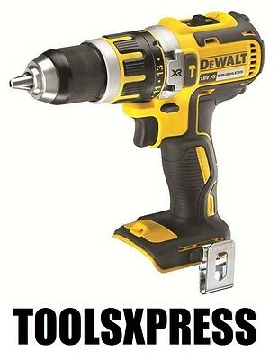 DeWalt DCD795N-XE 18V XR Li-Ion Brushless Hammer Drill Driver - TOOL ONLY