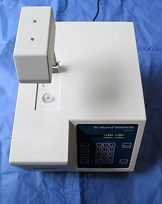 Advanced Instruments 3D3 Freezing Point 250μl sample Osmometer tested working