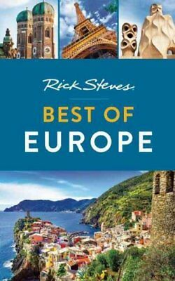 Rick Steves Best of Europe by Rick Steves 9781631211775 (Paperback, 2017)