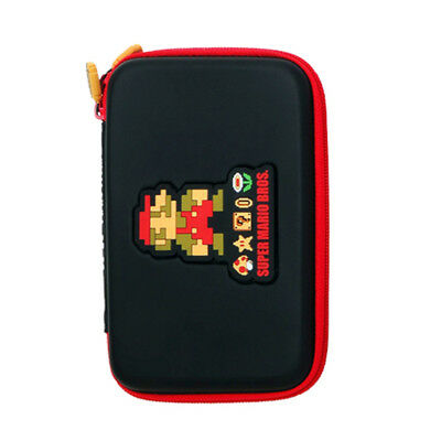 HORI Super Mario Hard Pouch Case for Nintendo 3DS Consoles NEW