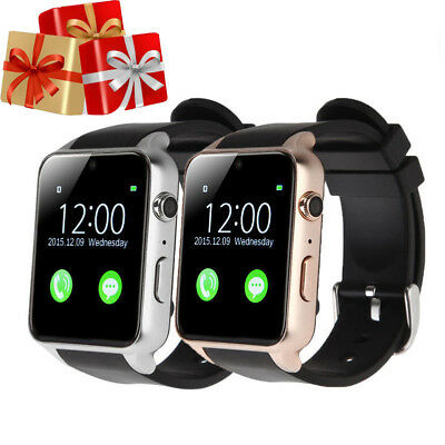 GT88 Bluetooth Smart Watch Phone Mate Sports Health Monitor For iphone Android