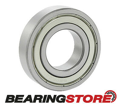 6001-2Z-Snr - Metric Ball Bearing - Metal Shield