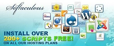 One Month of cPanel Web Hosting - Unlimited Storage, Bandwidth