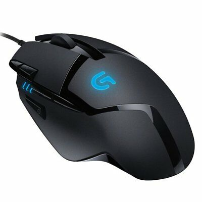 Logitech G402 Hyperion Fury Gaming Mouse Fusion Engine Logitech FREE DELIVERY B