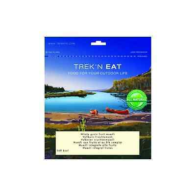 TreknEat Vollkornfrüchtemüsli 1er Pack (1 x 150 g)  Trek'n Eat - Food for your o