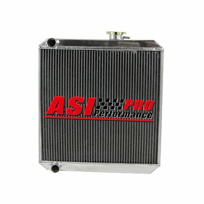 3 ROW Aluminum Radiator FOR land Rover series 2a and 3 Manual MT PRO