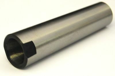 Morse Taper Sleeves- MT2-MT3 Open Ended For Lathe Milling Machine Etc