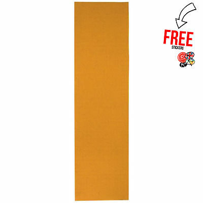 Enuff Skateboards Skateboard Griptape, Orange