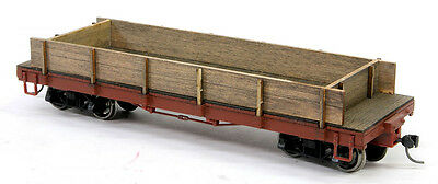 On30 Gon conversion for Bachmann 24 foot On30 flat car/ 2 board version