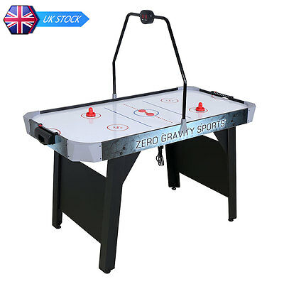 54'' Electronic Score Air Hockey Table 2 Players Indoor Sports Kids Game Table