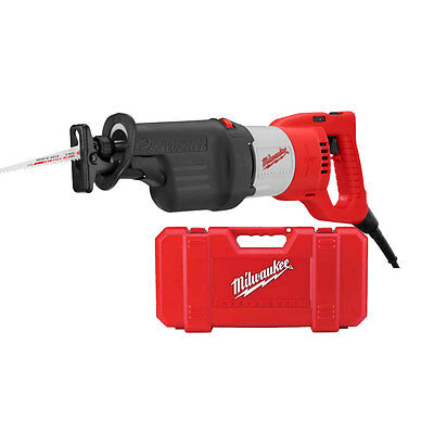 360º Rotating Handle Orbital Super Sawzall Recip Saw Milwaukee 6523-21 New