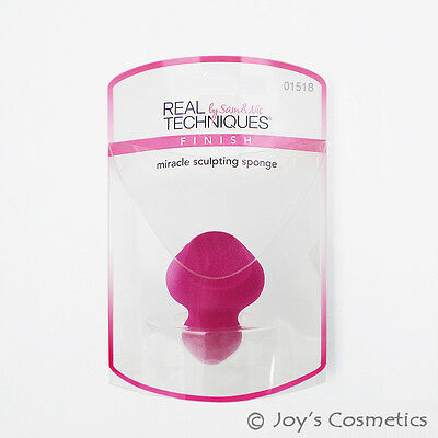 "1 REAL TECHNIQUES Miracle Sculpting Sponge ""RT-1518"" *Joy's cosmetics*"