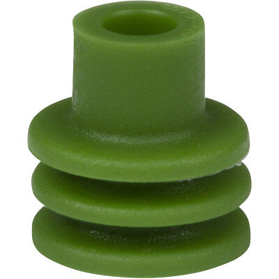 Weather-pack 12015323 green seal 18-20 ga. (qty: 100)  (.80-.50)mm