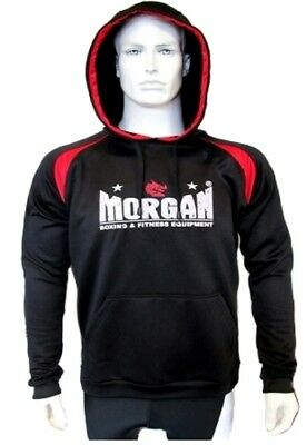 Morgan X-Training Sports Hooded Hoodie  Jumper