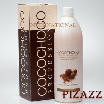 COCOCHOCO Original Brazilian Keratin Hair Treatment 33.8 oz / 1000 ml