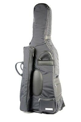 BAM ITEM#PERF1001SN PERFORMANCE CELLO CASE - BLACK (more colors available)