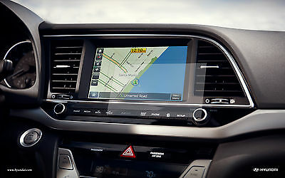 """2015 2016 2017 2018 Lincoln MKC 8/"""" Display High Definition Screen Protector 2x"""