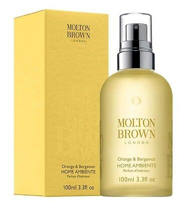 🎀 Molton Brown Relaxing Orange & Bergamot AMBIENTE 100ml..Sold Out! RARE!🎀