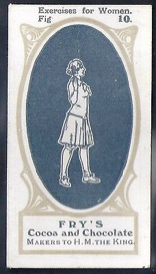 Frys-Exercises For Women (Only)-#10- Quality Card!!!