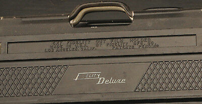 6 Fidelity Deluxe- 5x7 Film Holders - Large Format - Very Good Condition